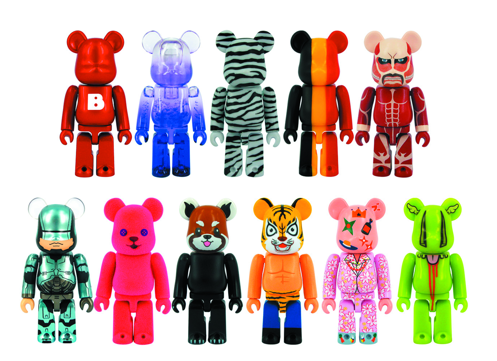 BEARBRICK 24PC BMB DS SER 27