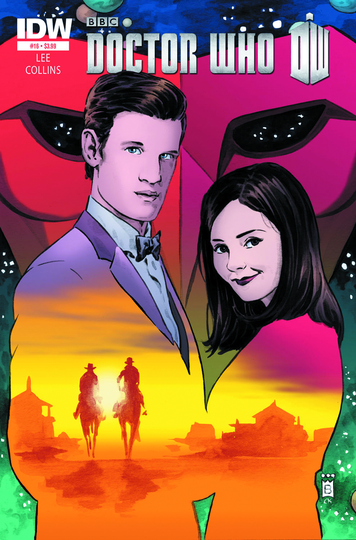 DOCTOR WHO VOL 3 #16