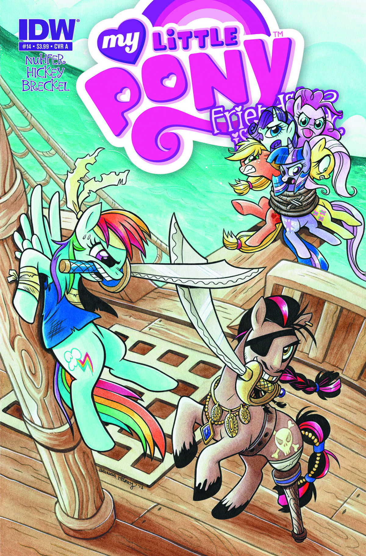 MY LITTLE PONY FRIENDSHIP IS MAGIC #14