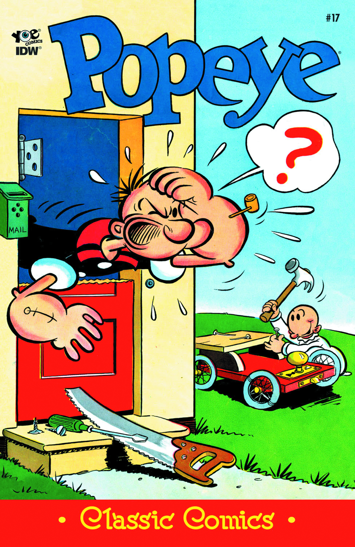 POPEYE CLASSICS ONGOING #17