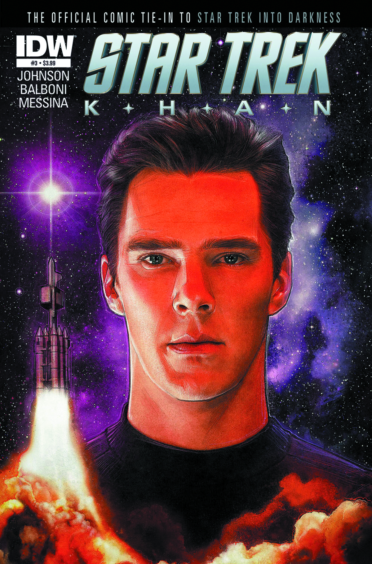STAR TREK KHAN #3