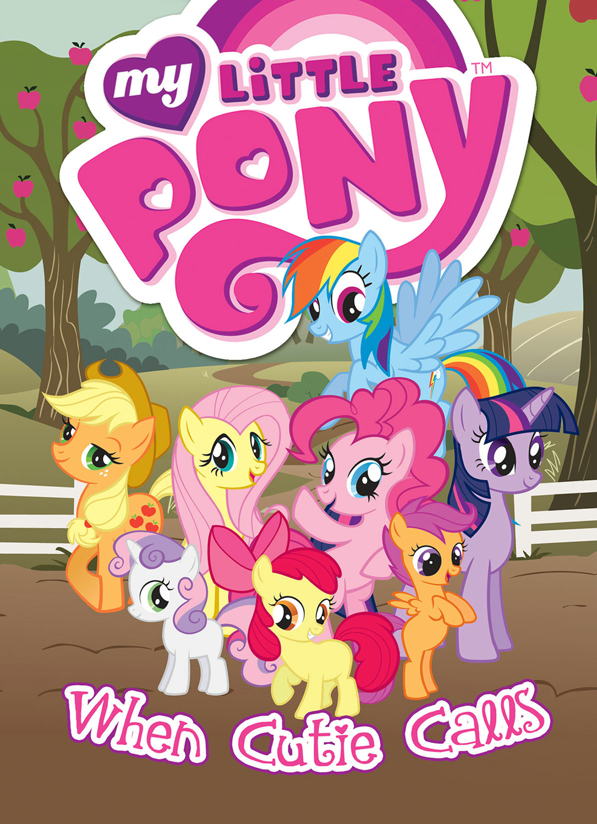 MY LITTLE PONY TP VOL 02 WHEN CUTIE CALLS