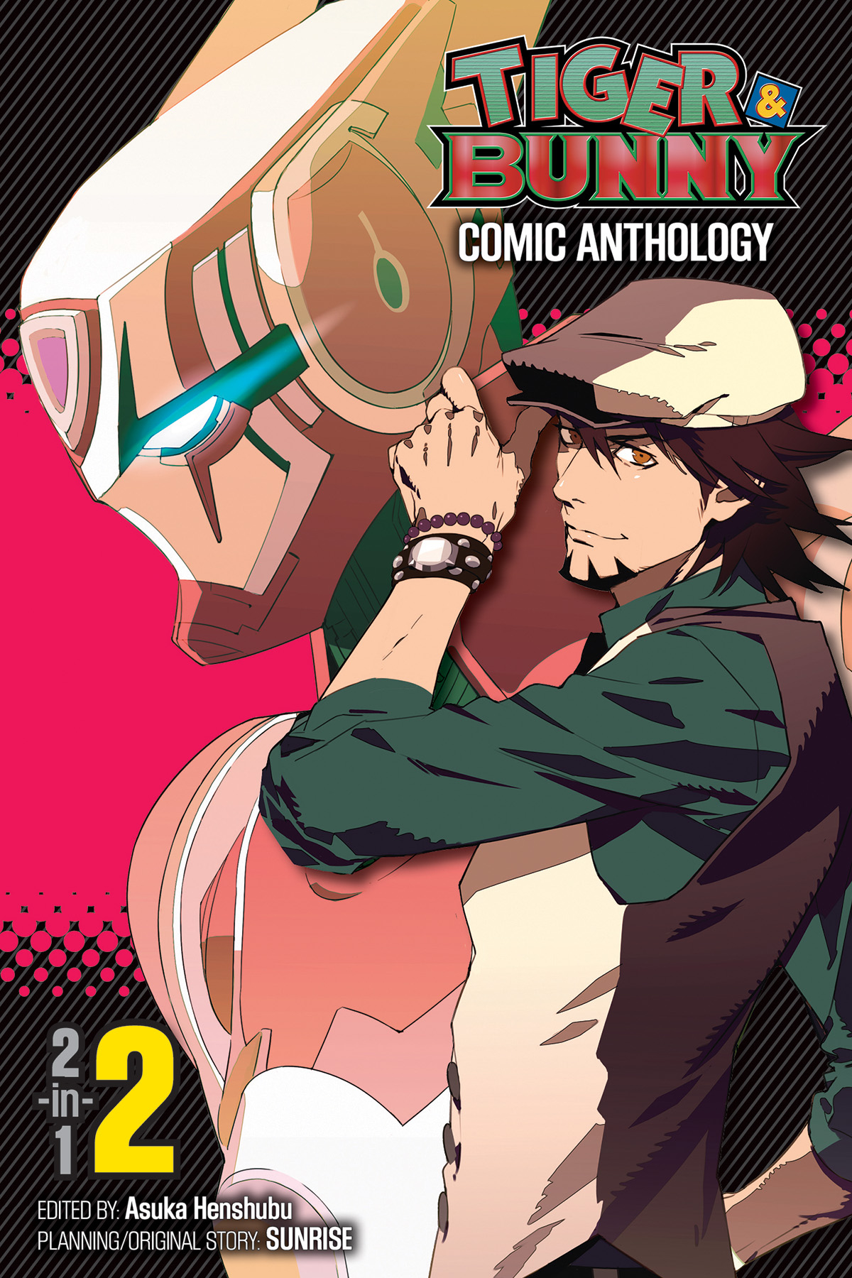 TIGER & BUNNY COMIC ANTHOLOGY GN VOL 02