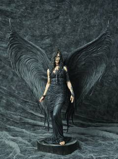 FFG MALEFIC TIME LILITH STATUE