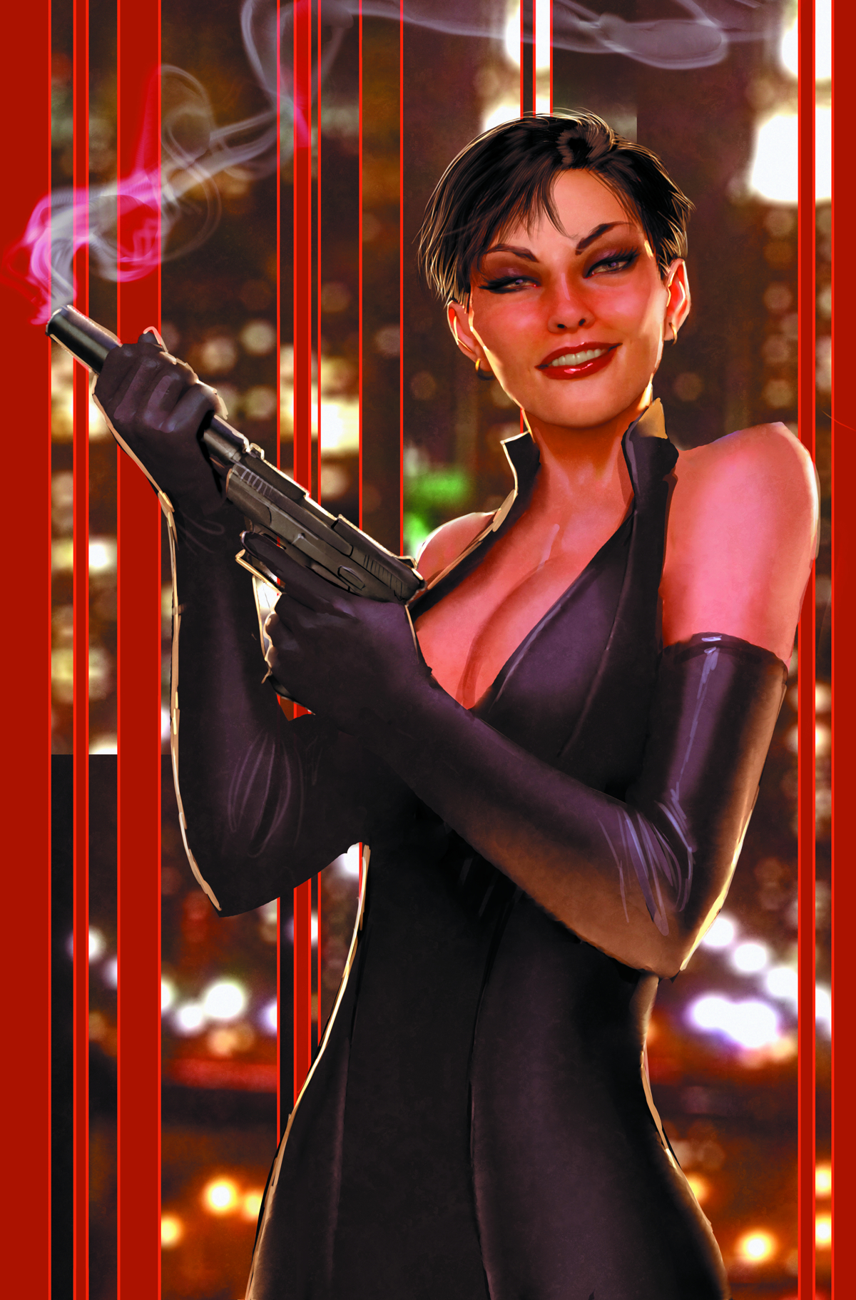 HIT LIST #4 (OF 5) D CVR SEJIC