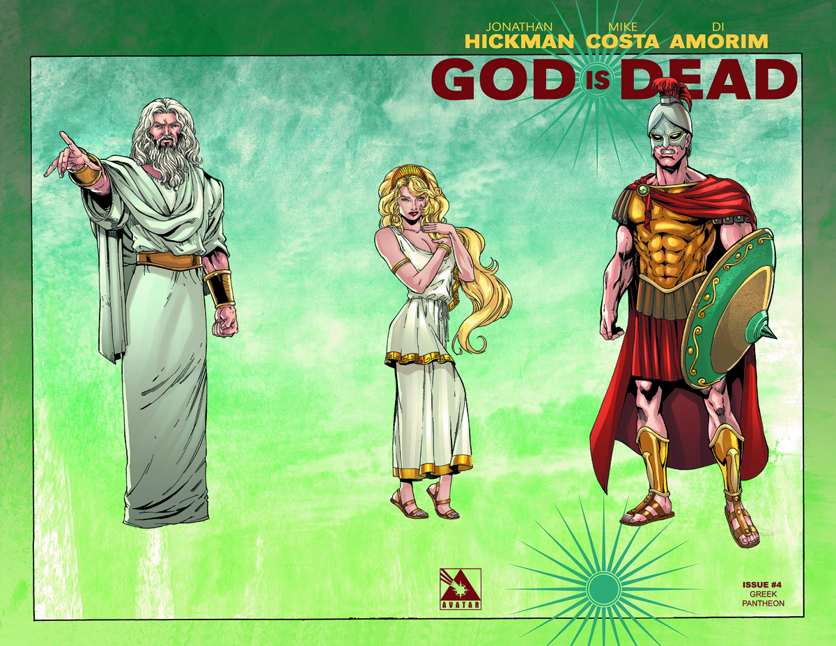 GOD IS DEAD #4 PANTHEON RETAILER INCV CVR