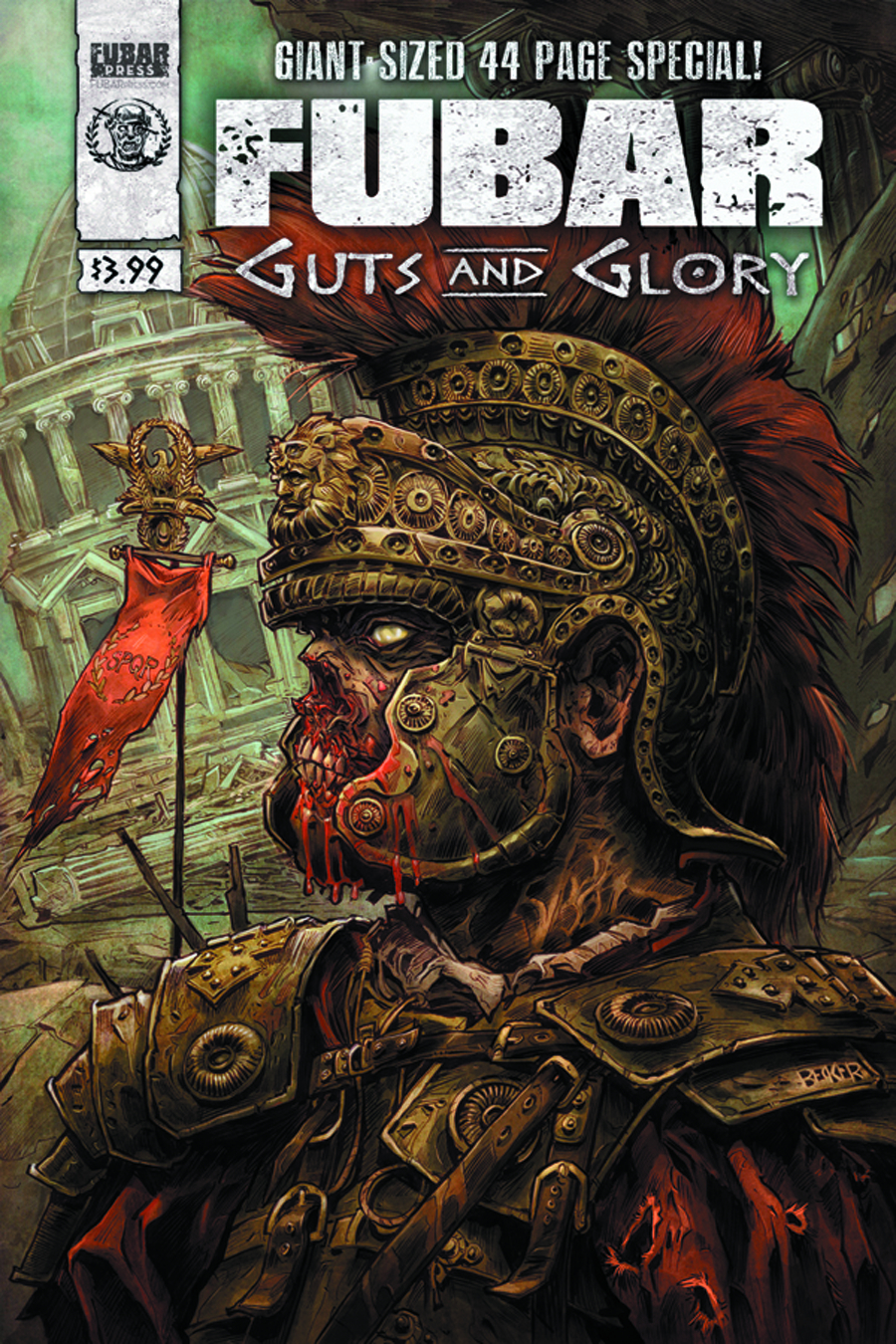 FUBAR GUTS AND GLORY ONE SHOT