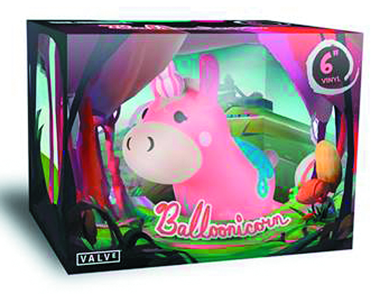TEAM FORTRESS 2 BALLOONICORN VINYL FIGURE