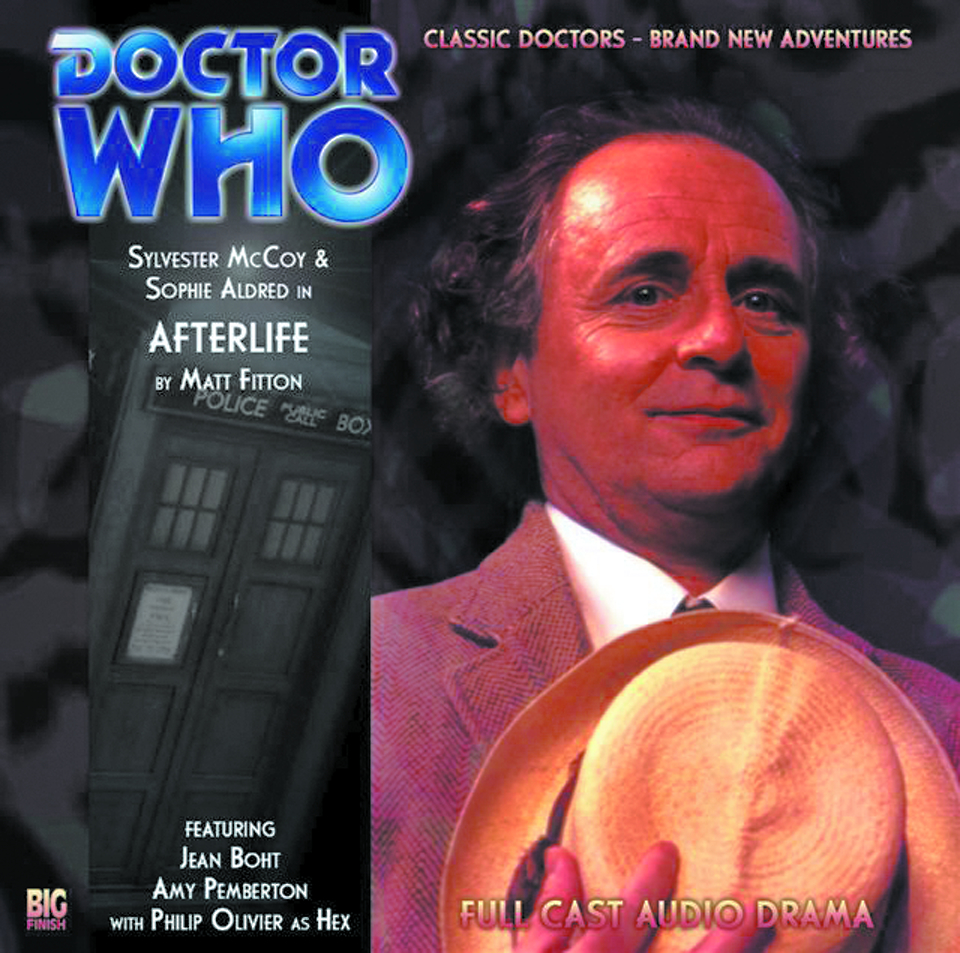 DOCTOR WHO AFTERLIFE AUDIO CD
