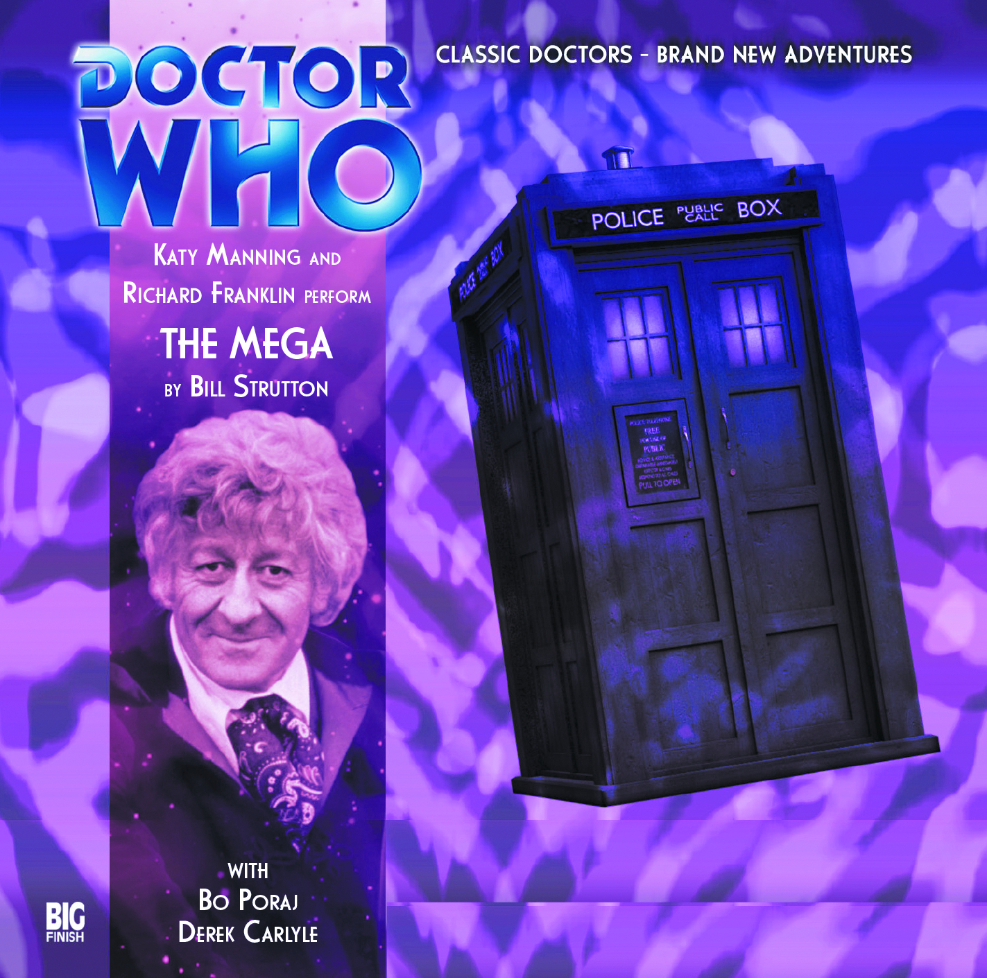 DOCTOR WHO LOST STORIES MEGA AUDIO CD