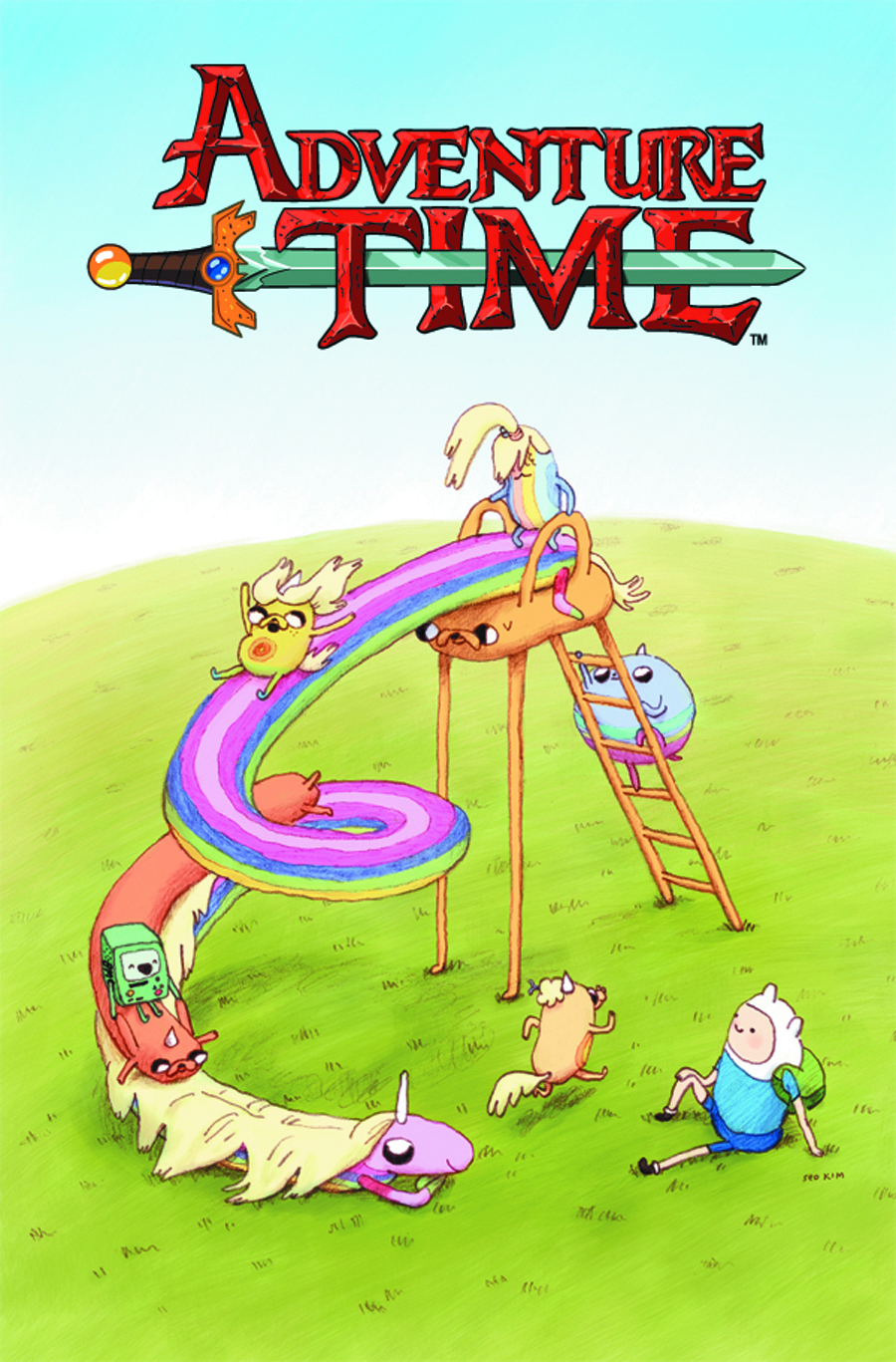 ADVENTURE TIME #23 MAIN CVRS