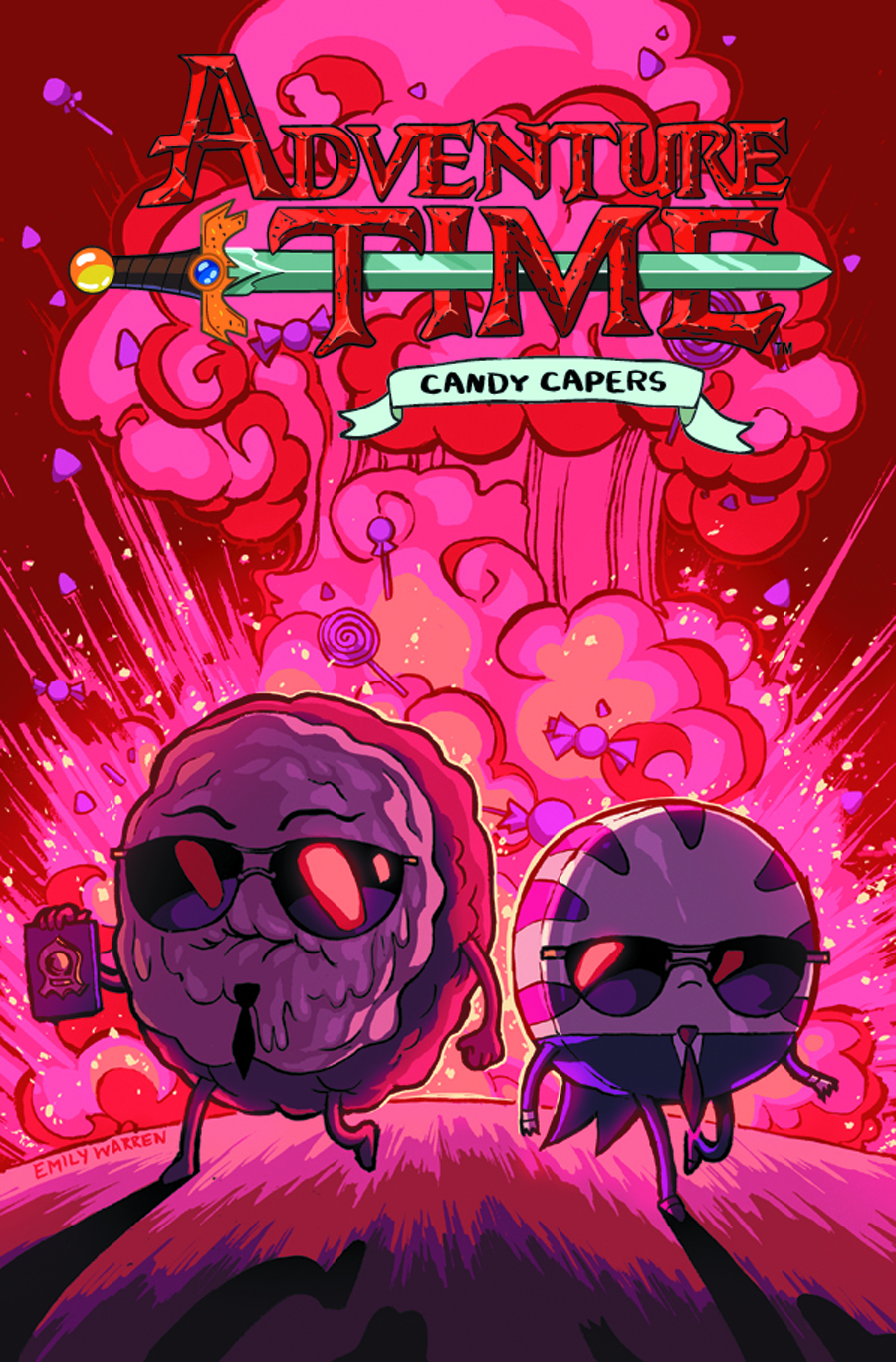 ADVENTURE TIME CANDY CAPERS #6