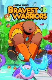 BRAVEST WARRIORS #15 MAIN CVRS