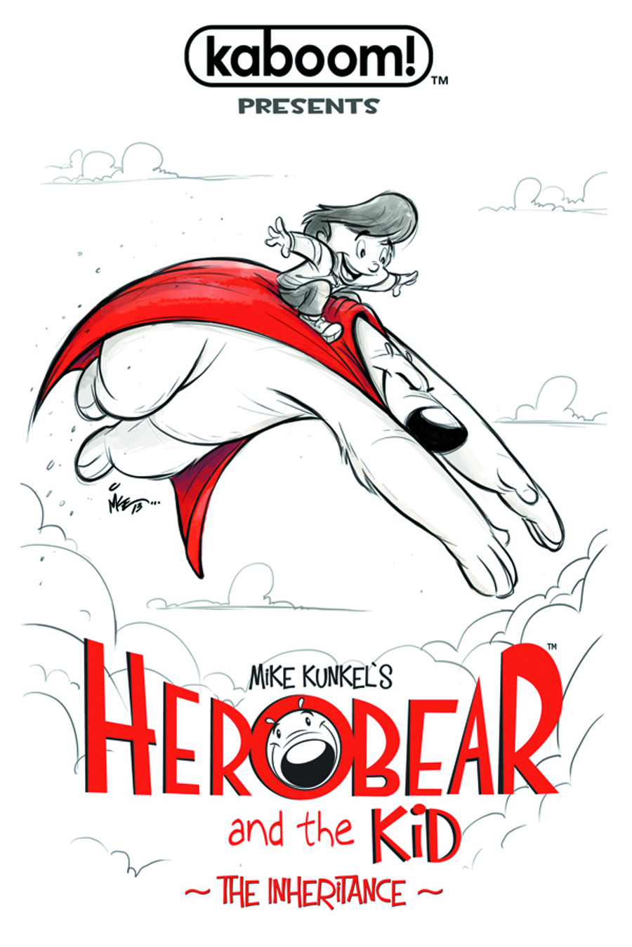 HEROBEAR & THE KID INHERITANCE #5