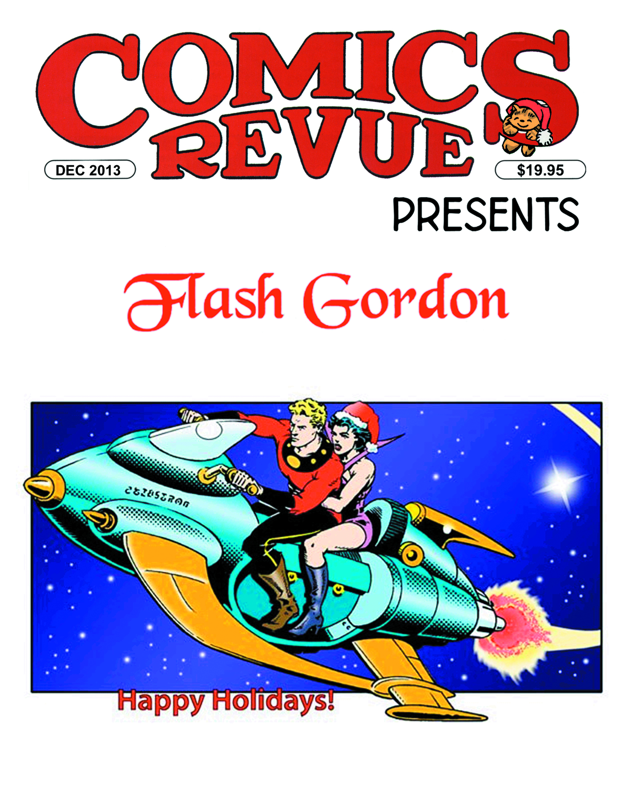 COMICS REVUE PRESENTS DEC 2013