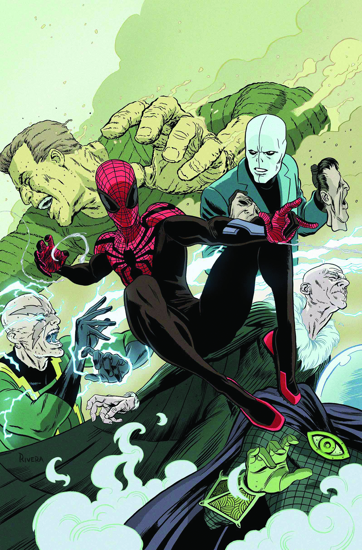 SUPERIOR SPIDER-MAN TEAM UP #8