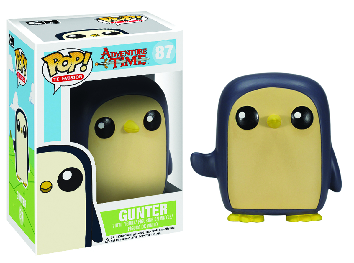POP ADVENTURE TIME GUNTER VINYL FIG