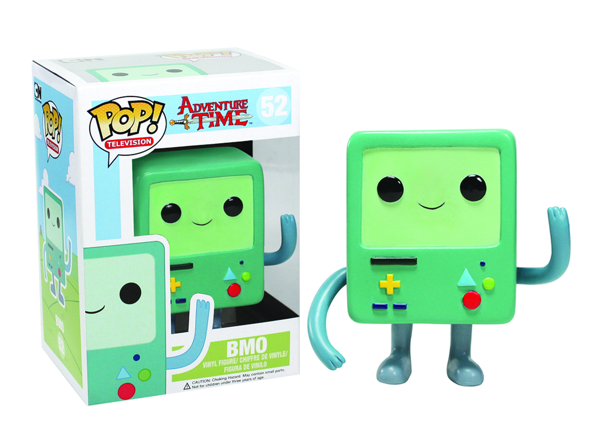 POP ADVENTURE TIME B-MO VINYL FIG