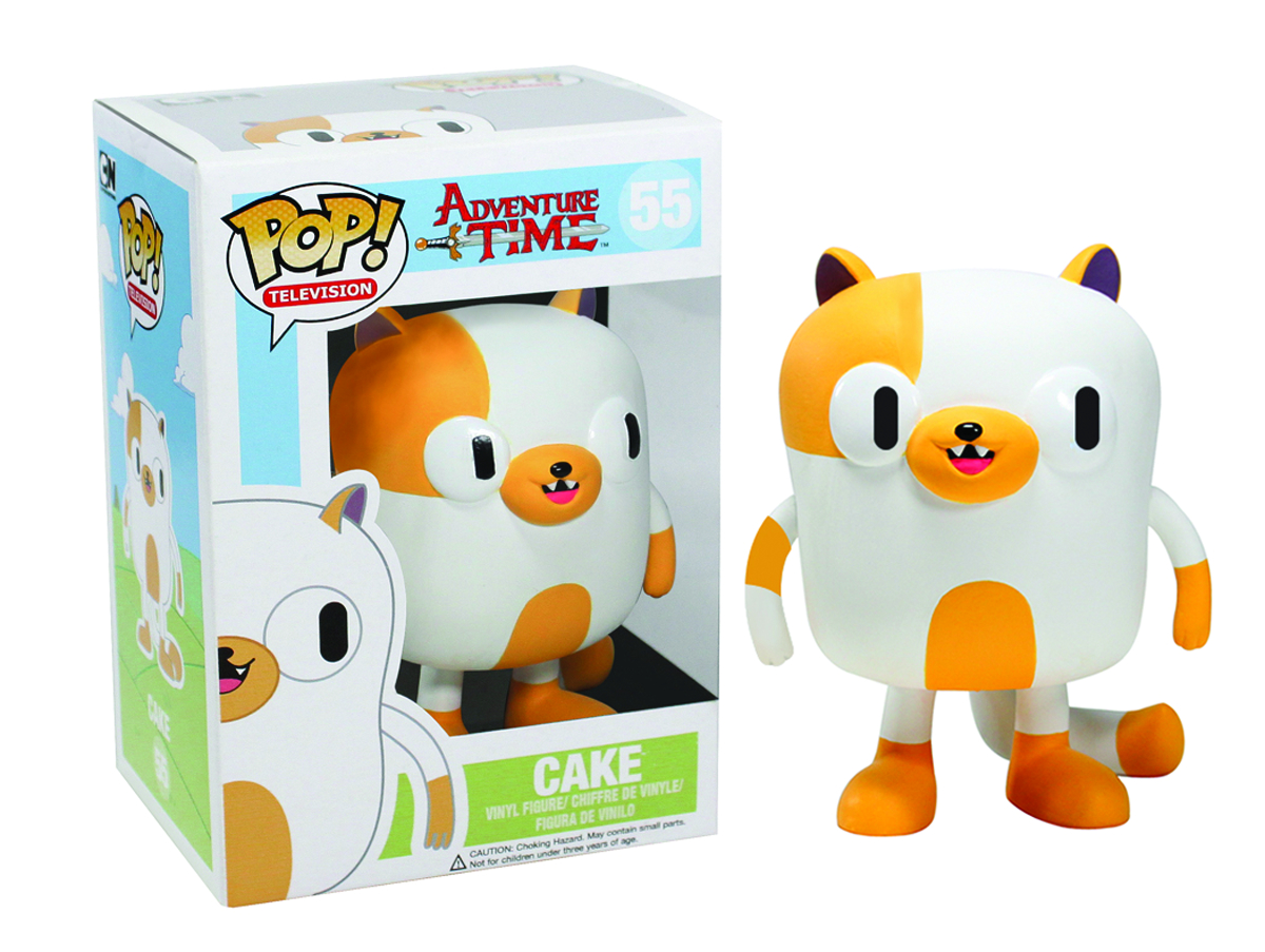 POP ADVENTURE TIME CAKE VINYL FIG