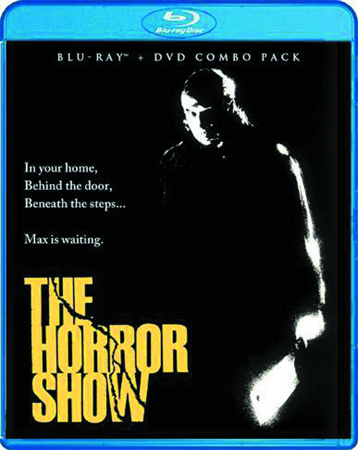 HORROR SHOW BD + DVD