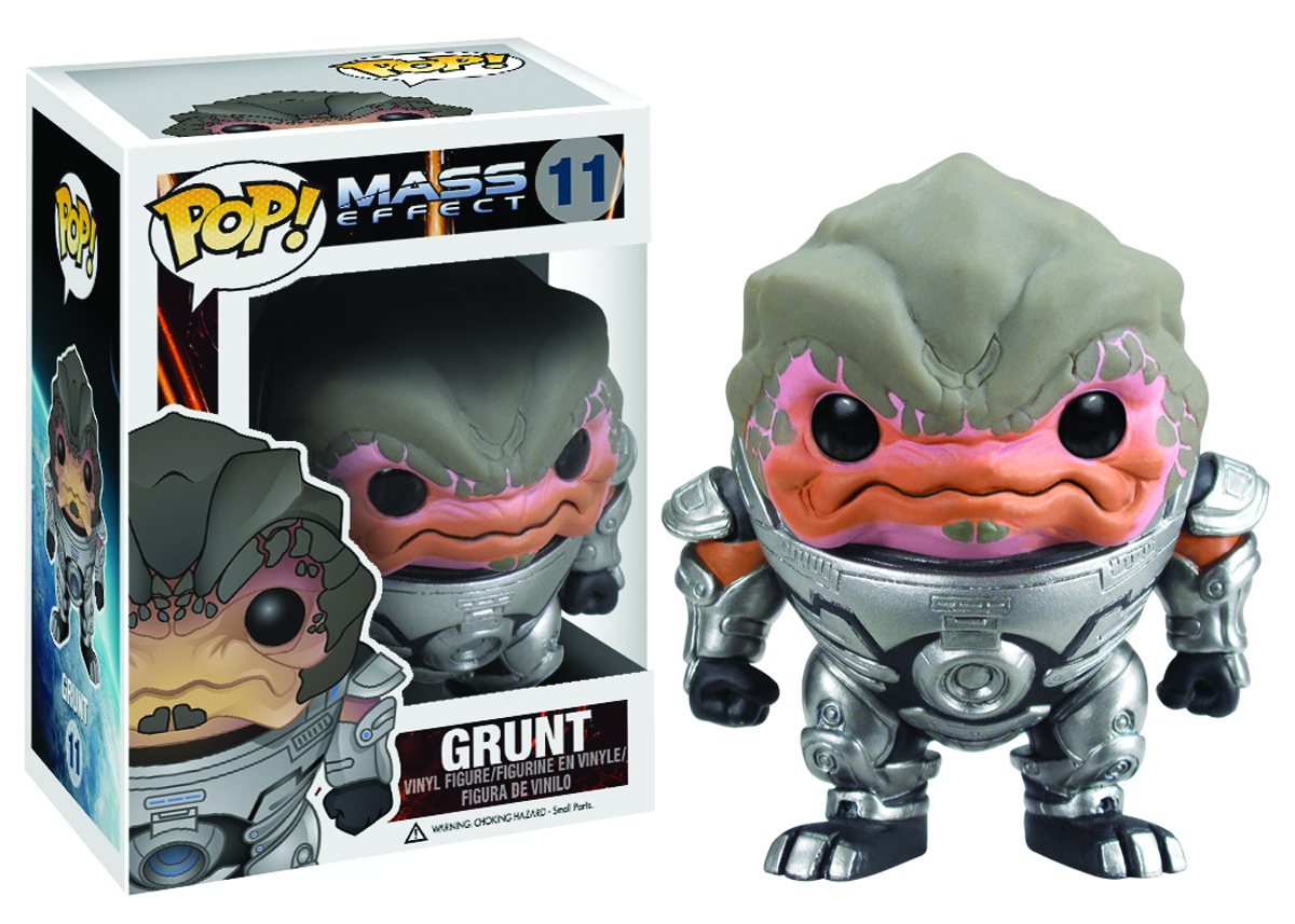 POP MASS EFFECT GRUNT VINYL FIG