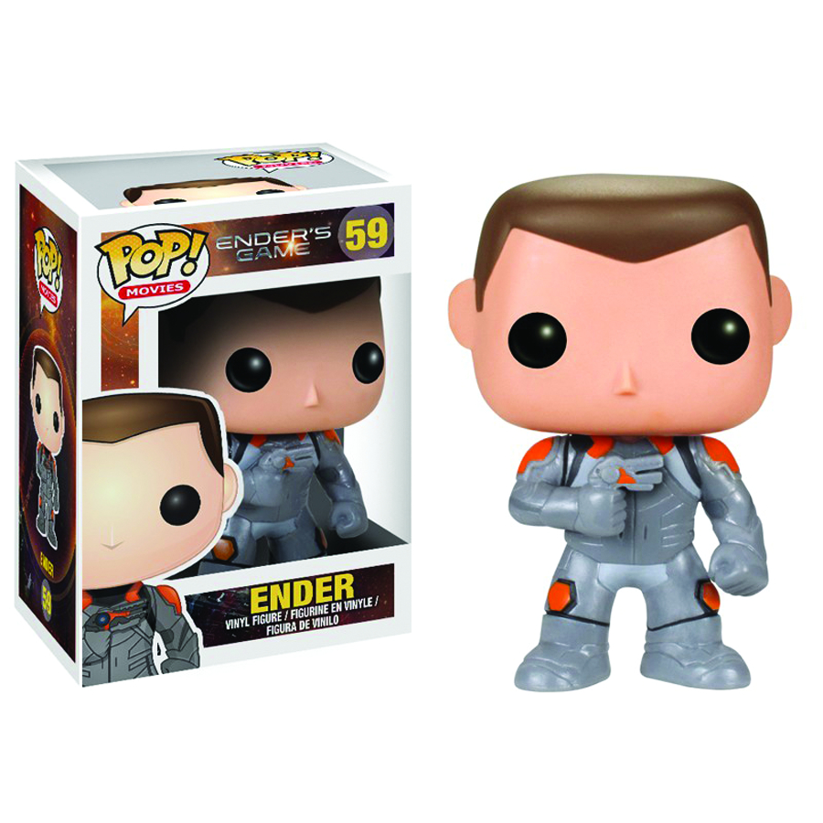 POP ENDERS GAME ENDER VINYL FIG