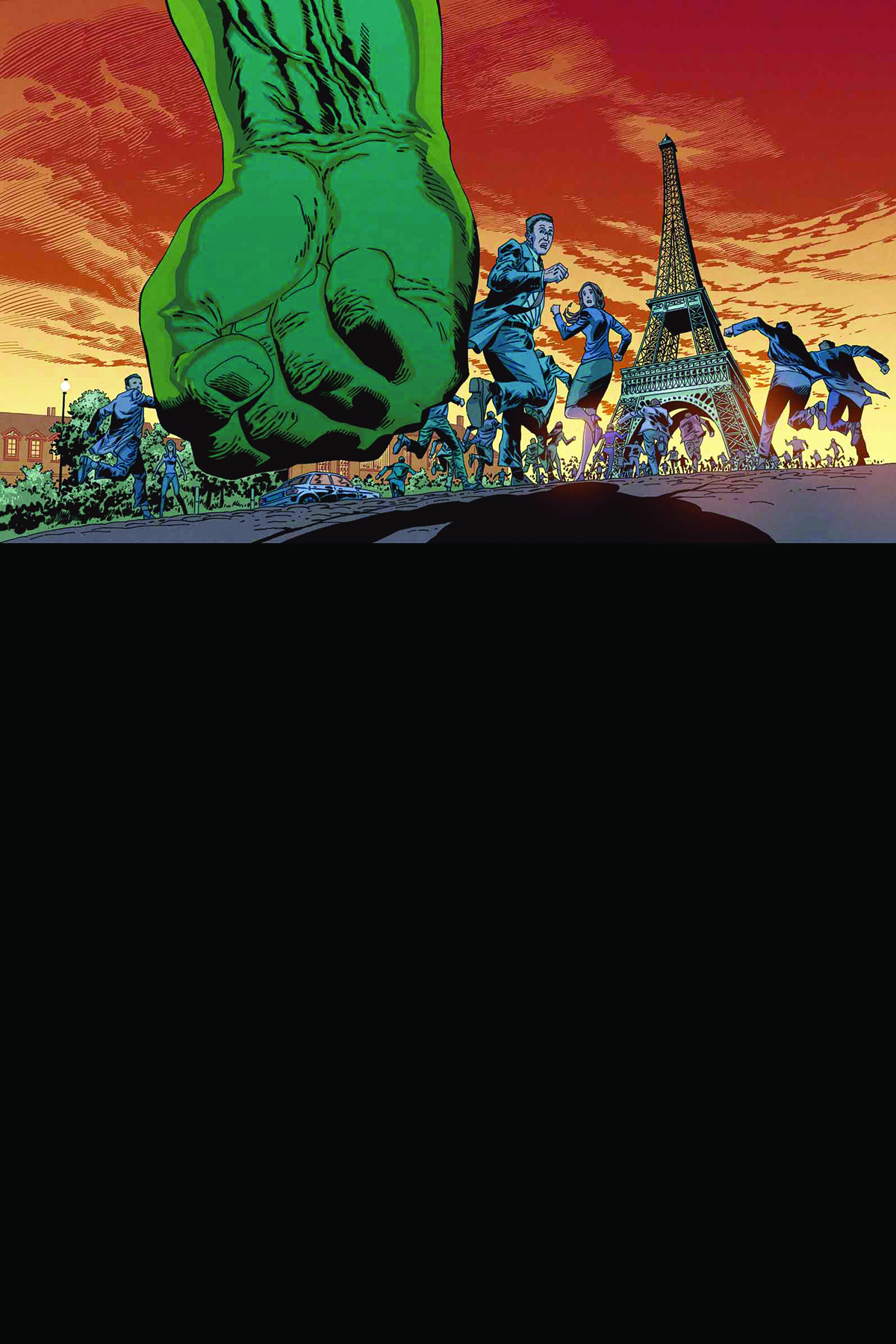 MARVEL KNIGHTS HULK #1