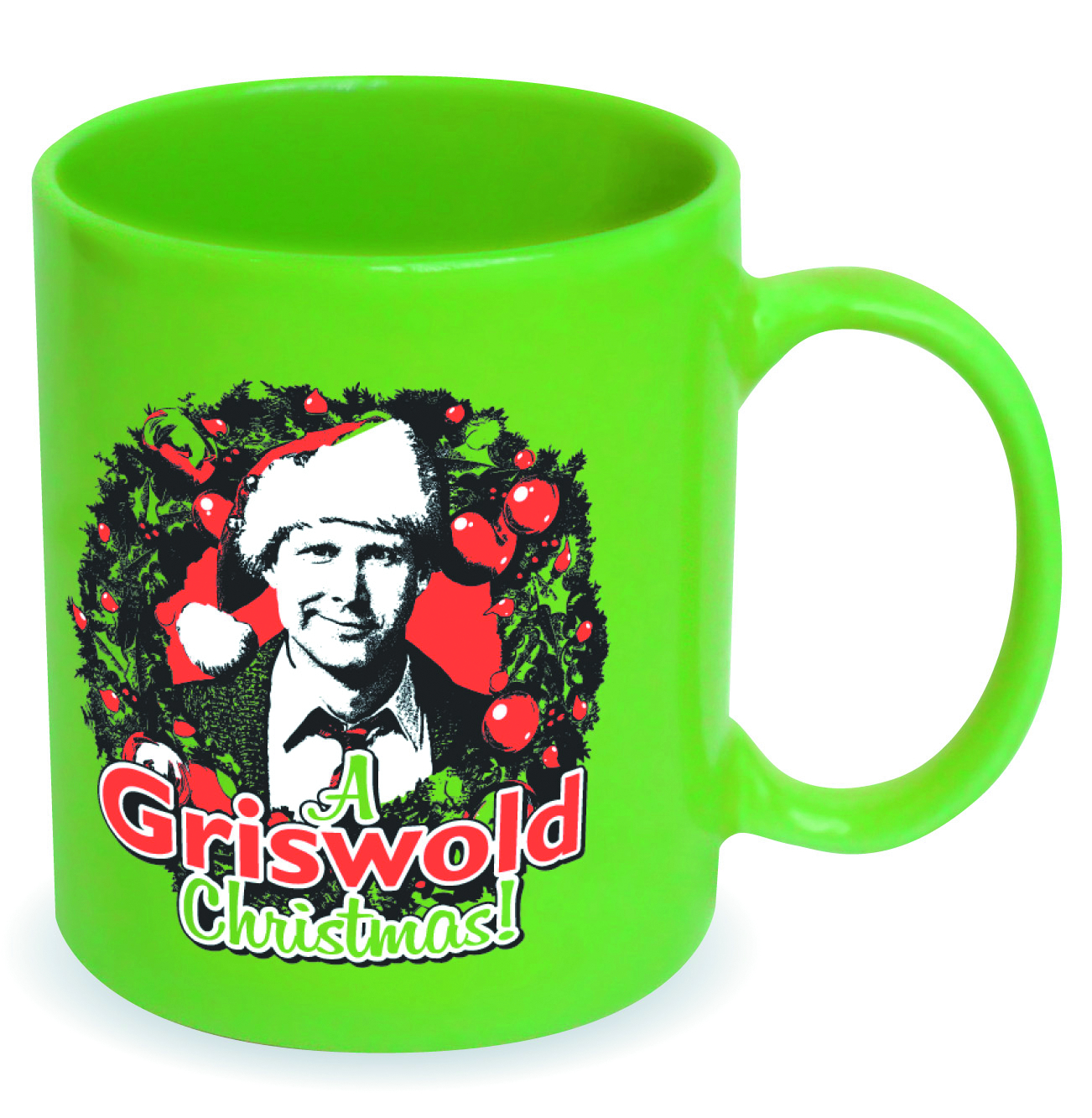 NATIONAL LAMPOONS XMAS GRISWOLD MUG