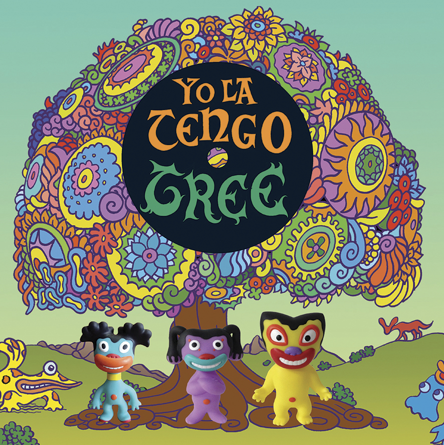 YO LA TENGO TREE VINYL FIG + DVD SET