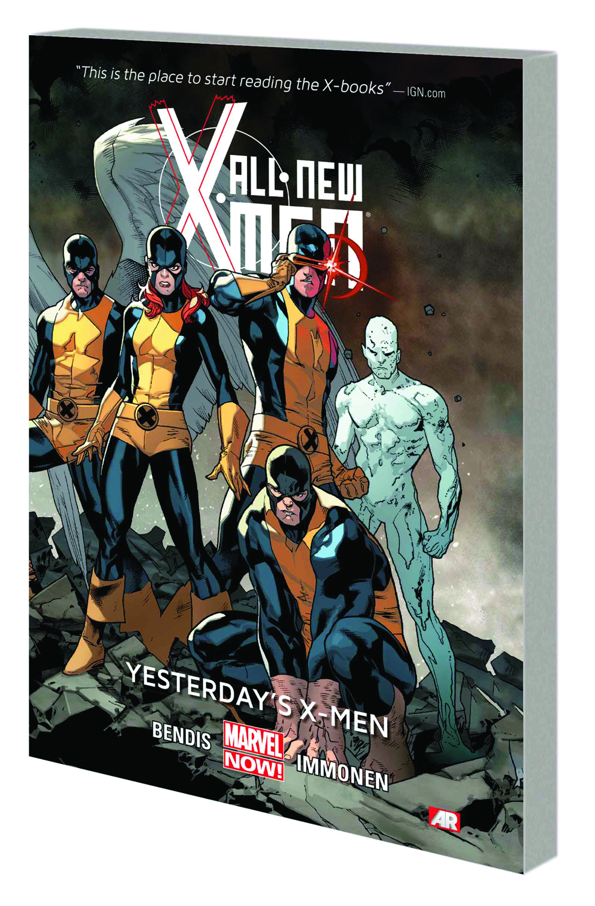 ALL NEW X-MEN TP VOL 01 YESTERDAYS X-MEN