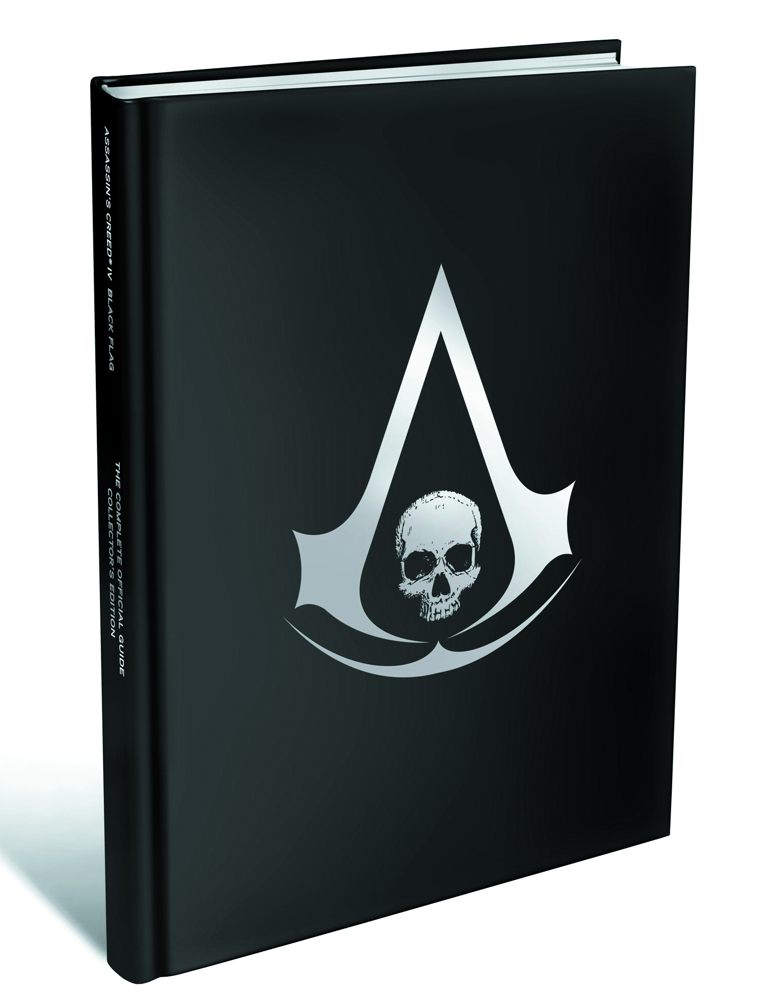 ASSASSINS CREED IV COLLECTORS ED OFFICIAL PLAYERS GUIDE HC