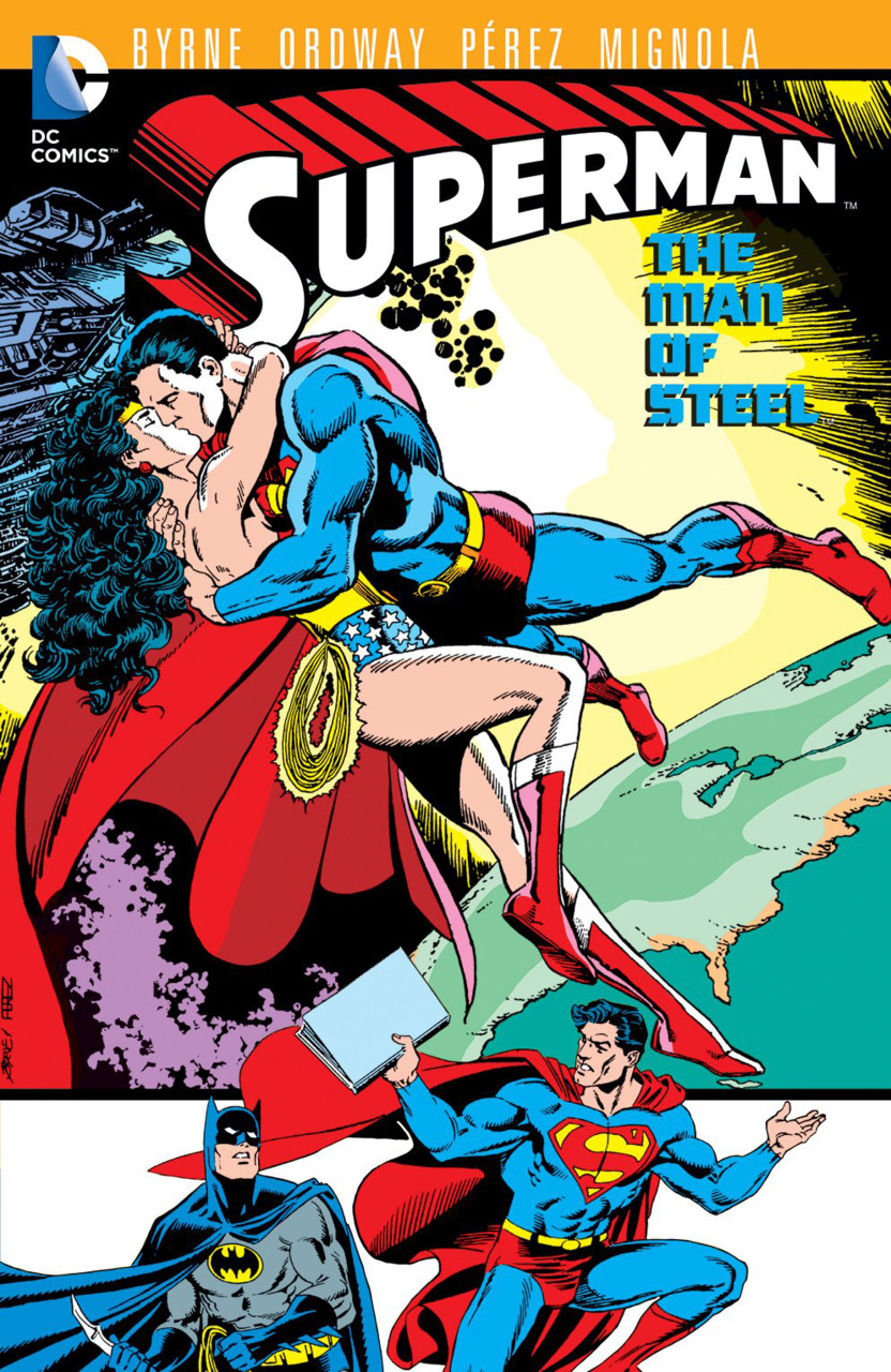 SUPERMAN THE MAN OF STEEL TP VOL 08