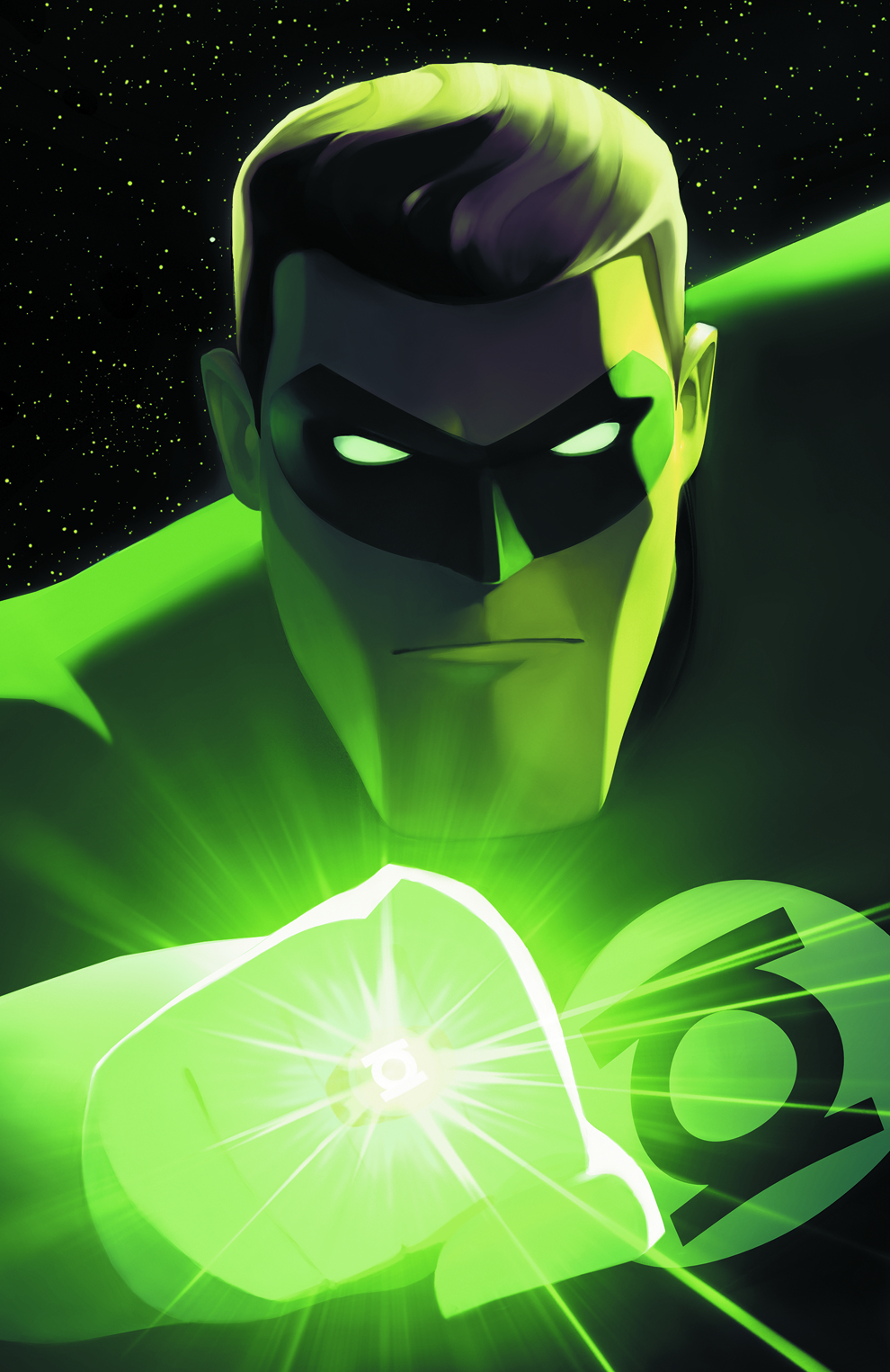 GREEN LANTERN THE ANIMATED SERIES TP VOL 02