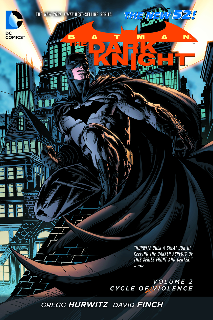 BATMAN DARK KNIGHT TP VOL 02 CYCLE OF VIOLENCE