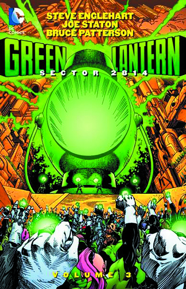 GREEN LANTERN SECTOR 2814 TP VOL 03