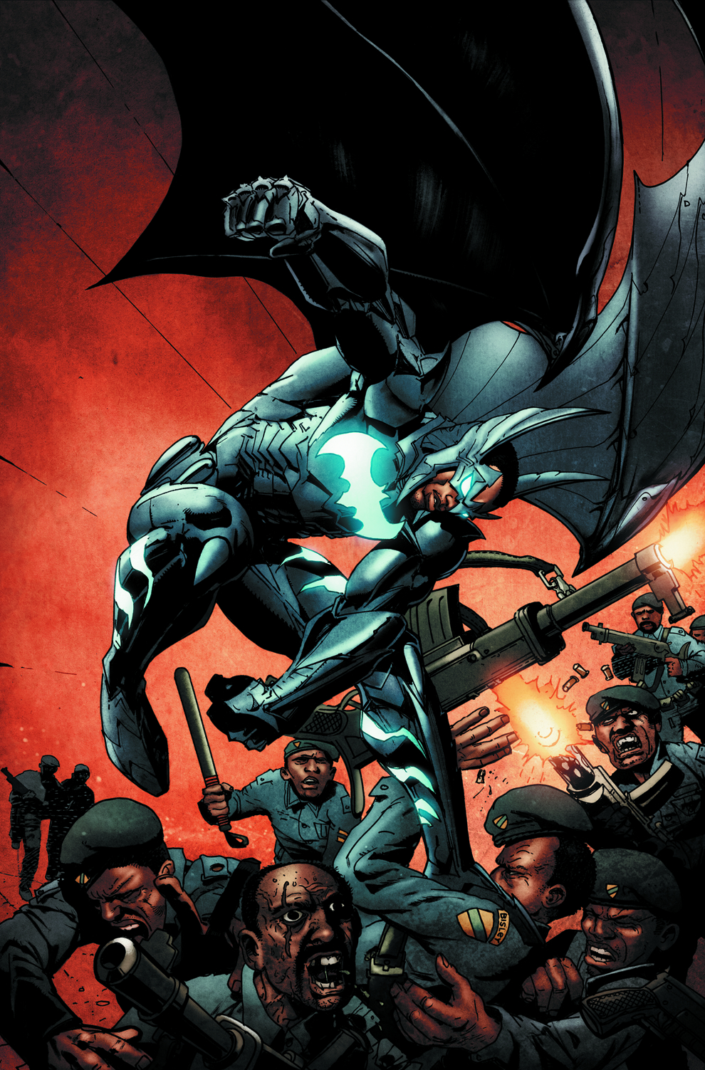 BATWING TP VOL 03 ENEMY OF THE STATE