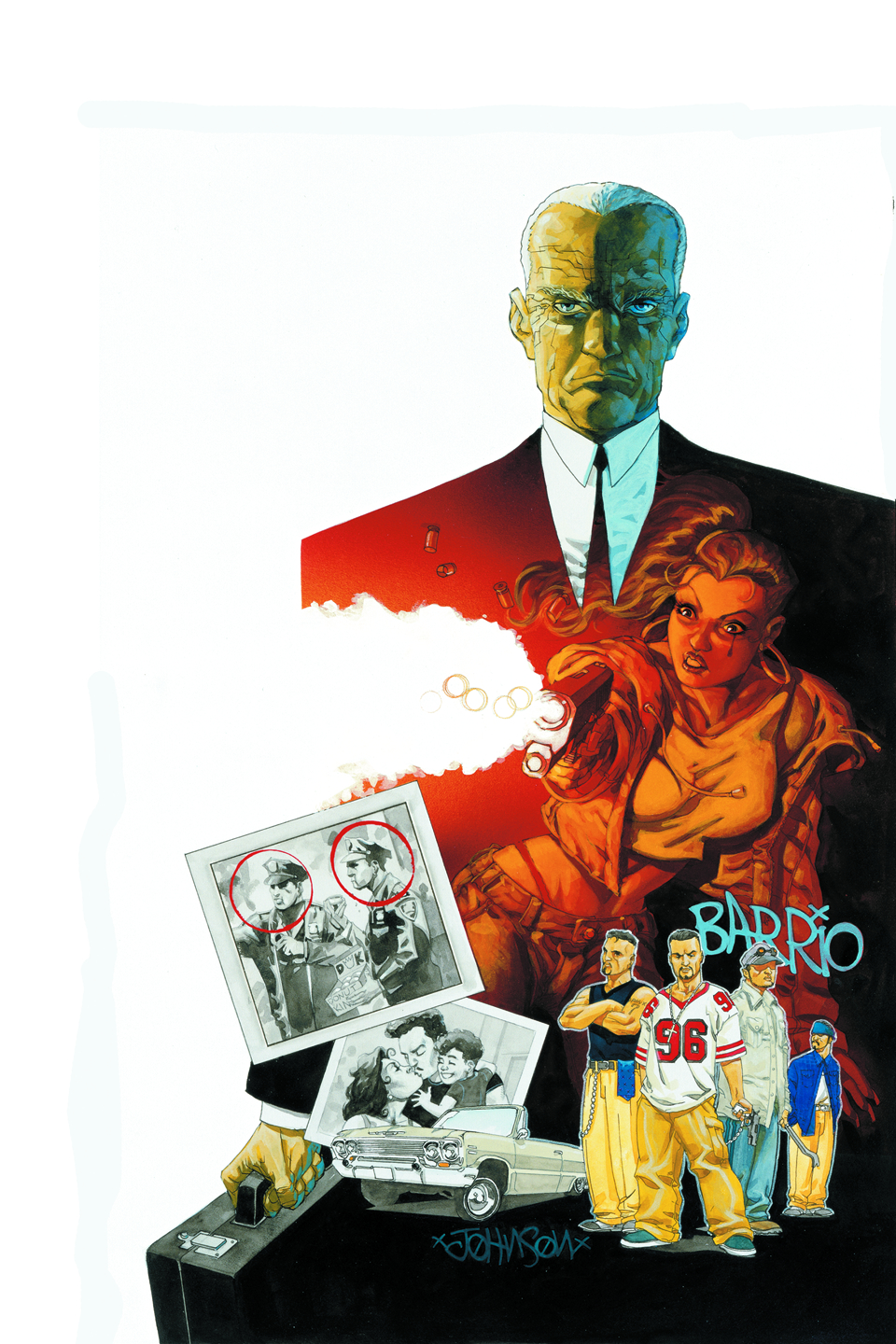VERTIGO ESSENTIALS 100 BULLETS #1