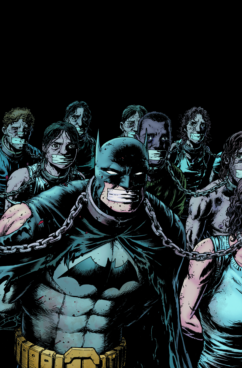 BATMAN THE DARK KNIGHT #26 VAR ED