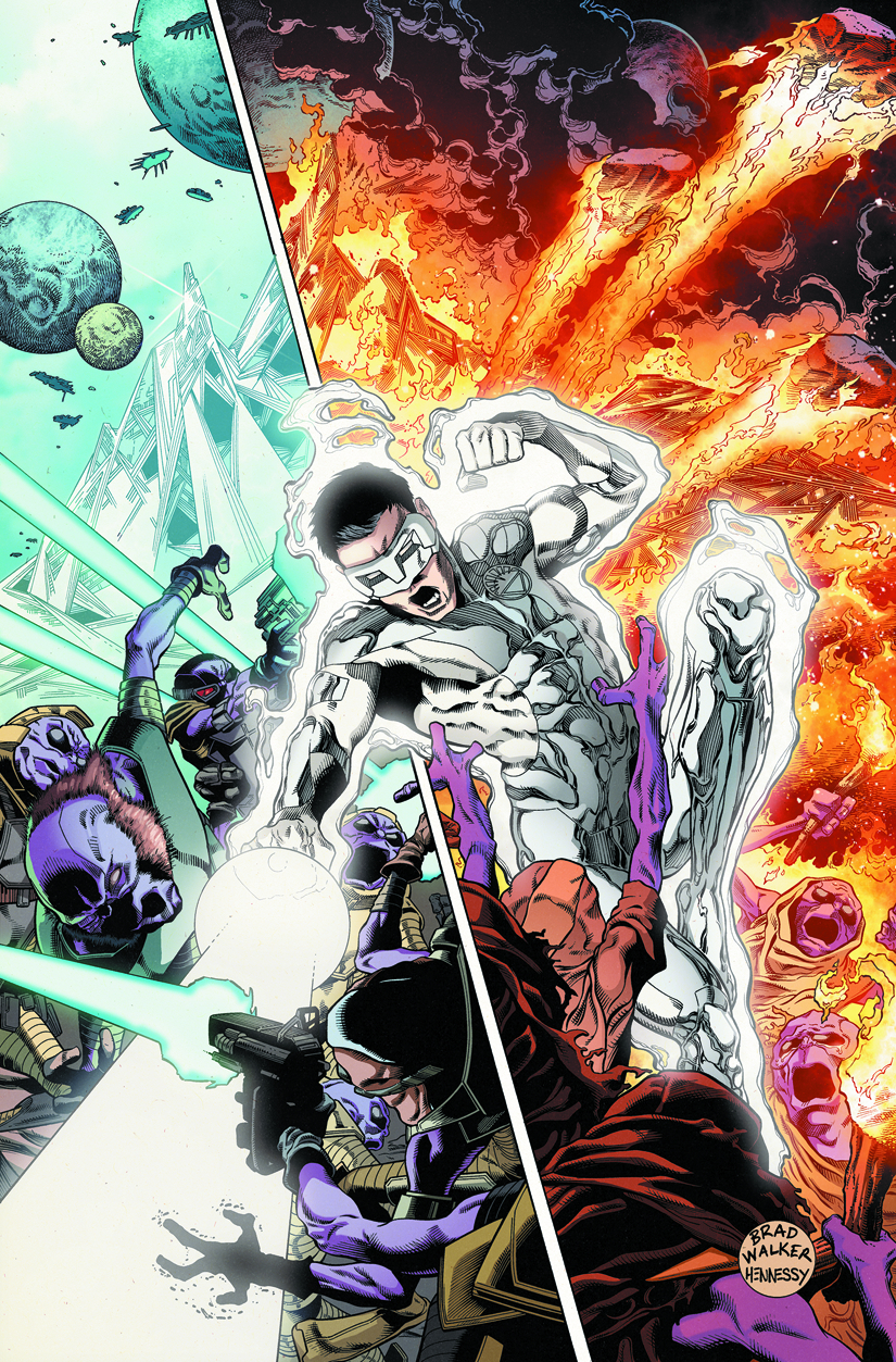 GREEN LANTERN NEW GUARDIANS #26