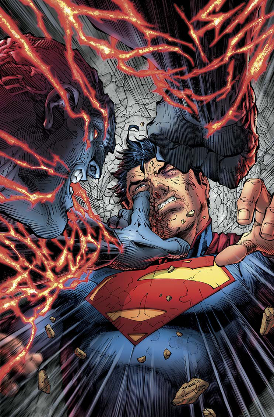 SUPERMAN UNCHAINED #6 COMBO PACK