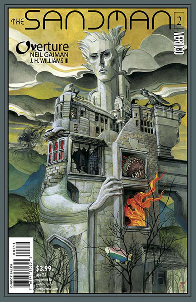 SANDMAN OVERTURE #2 (OF 6) CVR A (RES) (MR)
