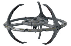 STAR TREK STARSHIPS FIG MAG SPECIAL #1 DS9 SPACE STATION