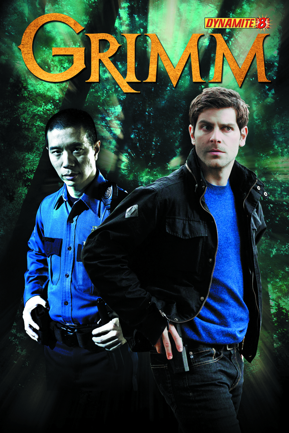 GRIMM #8 EXC PHOTO SUBSCRIPTION VAR