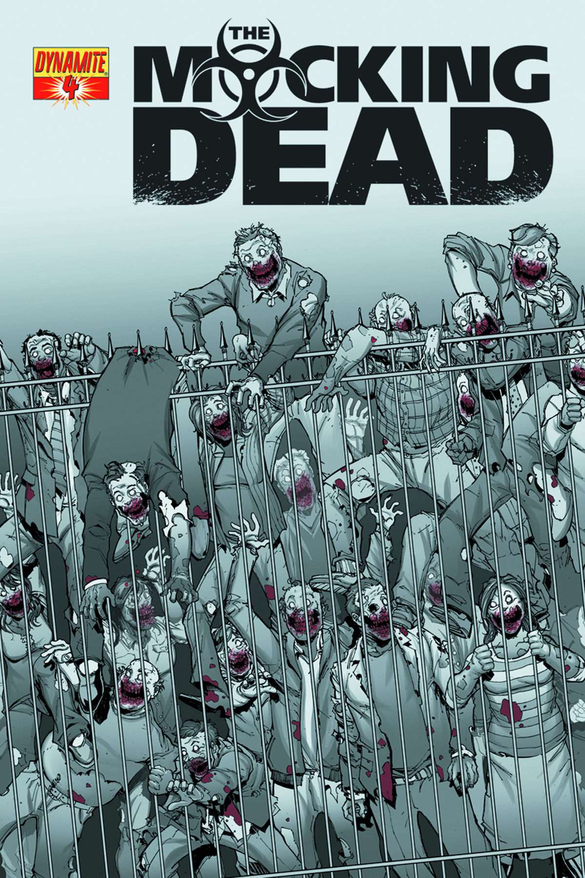 MOCKING DEAD #4 DUNBAR SUBSCRIPTION VAR