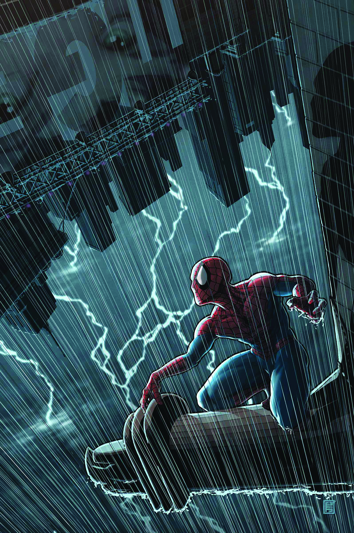 AMAZING SPIDER-MAN #700.5 IN HYUK LEE VAR