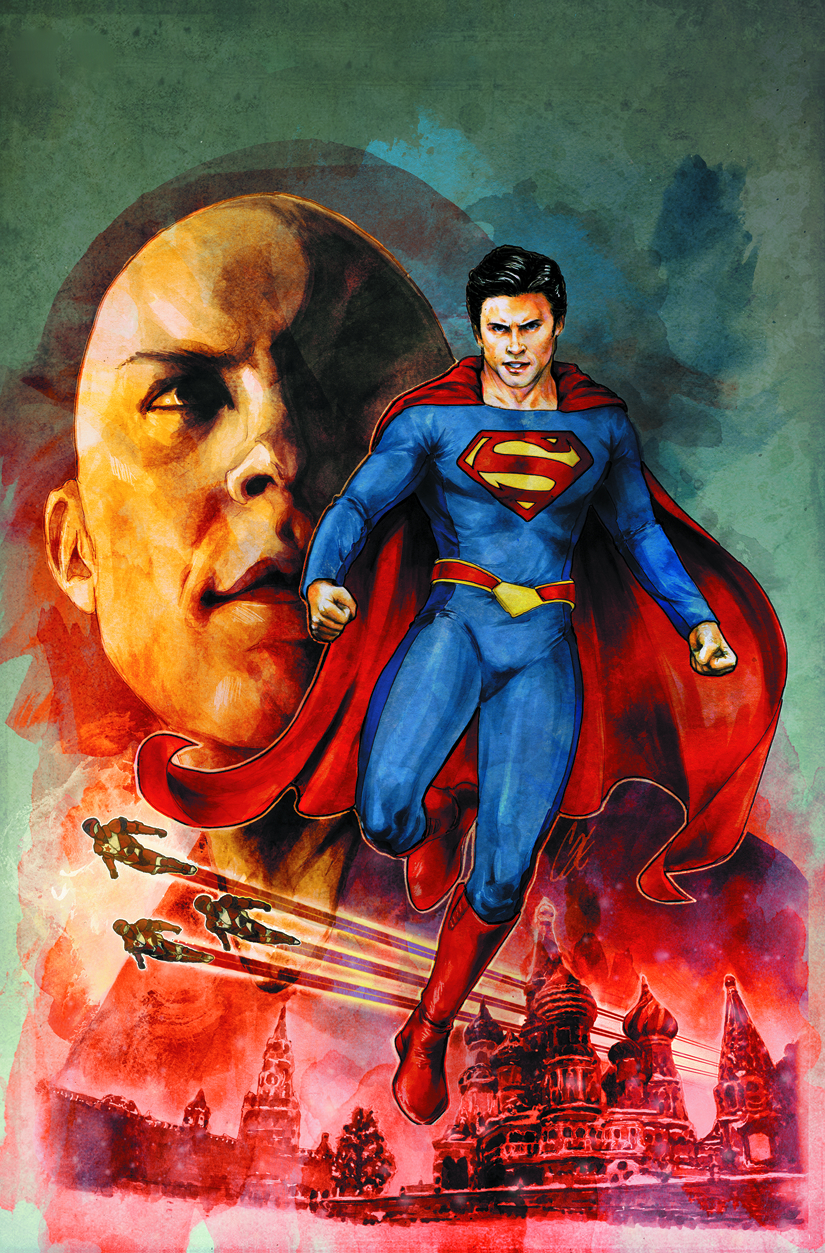 SMALLVILLE SEASON 11 ALIEN #1