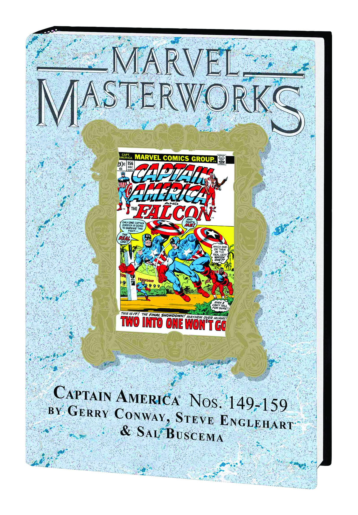 MMW CAPTAIN AMERICA HC VOL 07 DM VAR ED 204