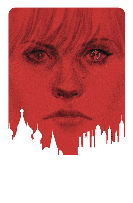 BLACK WIDOW #1 BY NOTO POSTER
