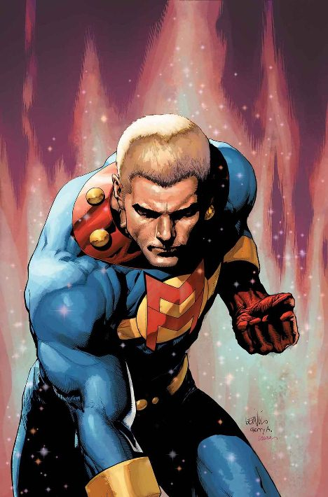 MIRACLEMAN #1 BY YU POSTER