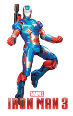 IRON MAN 3 IRON PATRIOT PX AHV